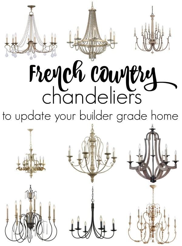 French Country Chandelier In The Great Room French Country Chandelier French Country Lighting Country Chandelier