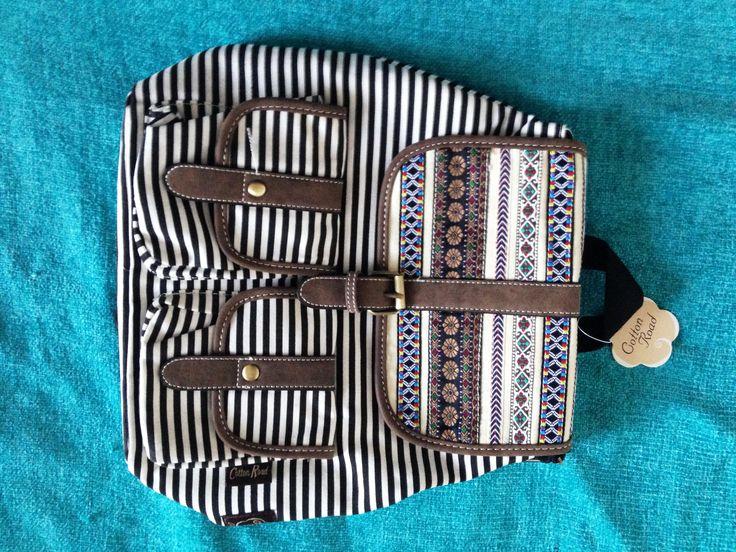 Cotton Road Bags http://christellespoelstr.wix.com/curioser