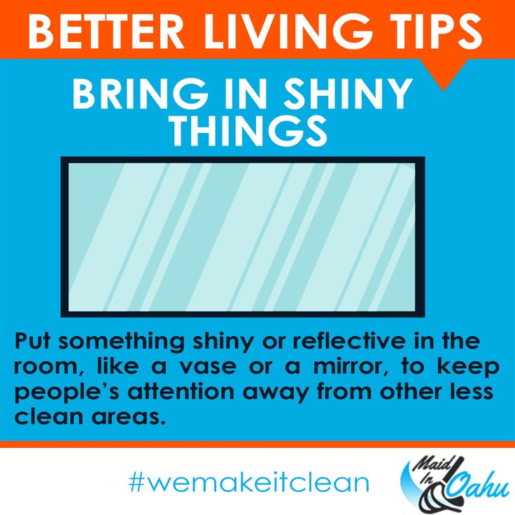 Made in Oahu - Better Living Tips: Bring in shiny things