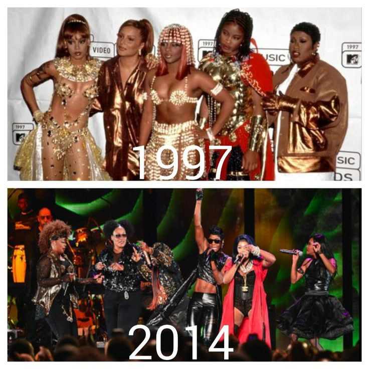 Ladies Night: Lil Kim, Missy Elliot & Da Brat Rehearse for their ...