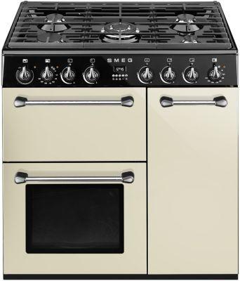 Découvrez l'offre  Piano de cuisson Smeg BM93P crème avec Boulanger. Retrait en 1 heure dans nos 125 magasins en France*.