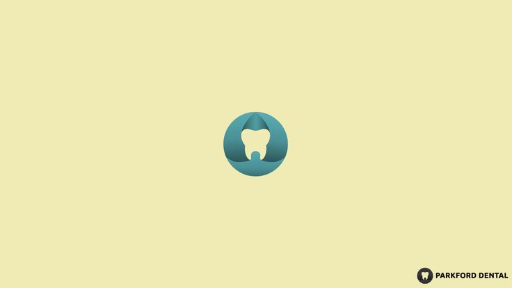A 3D logo for a sleek 2018 dental office.