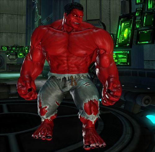 Marvel Ultimate Alliance 2 Alternate Costumes