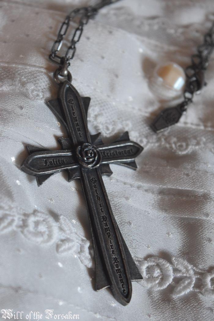 Moi meme Moitie Cross Jewelry