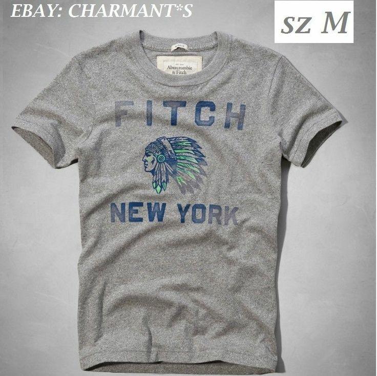 Abercrombie T Shirt Men