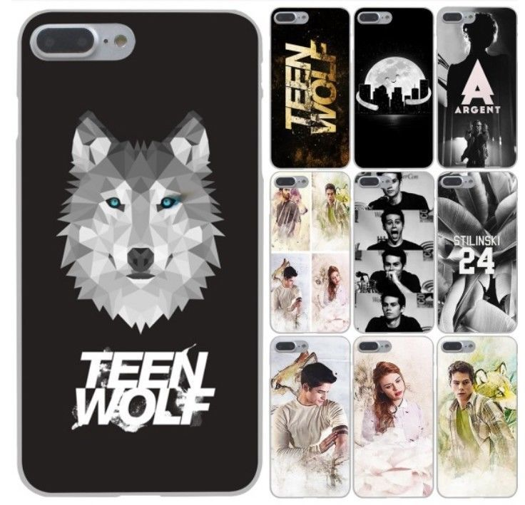 iphone 7 coque teen wolf