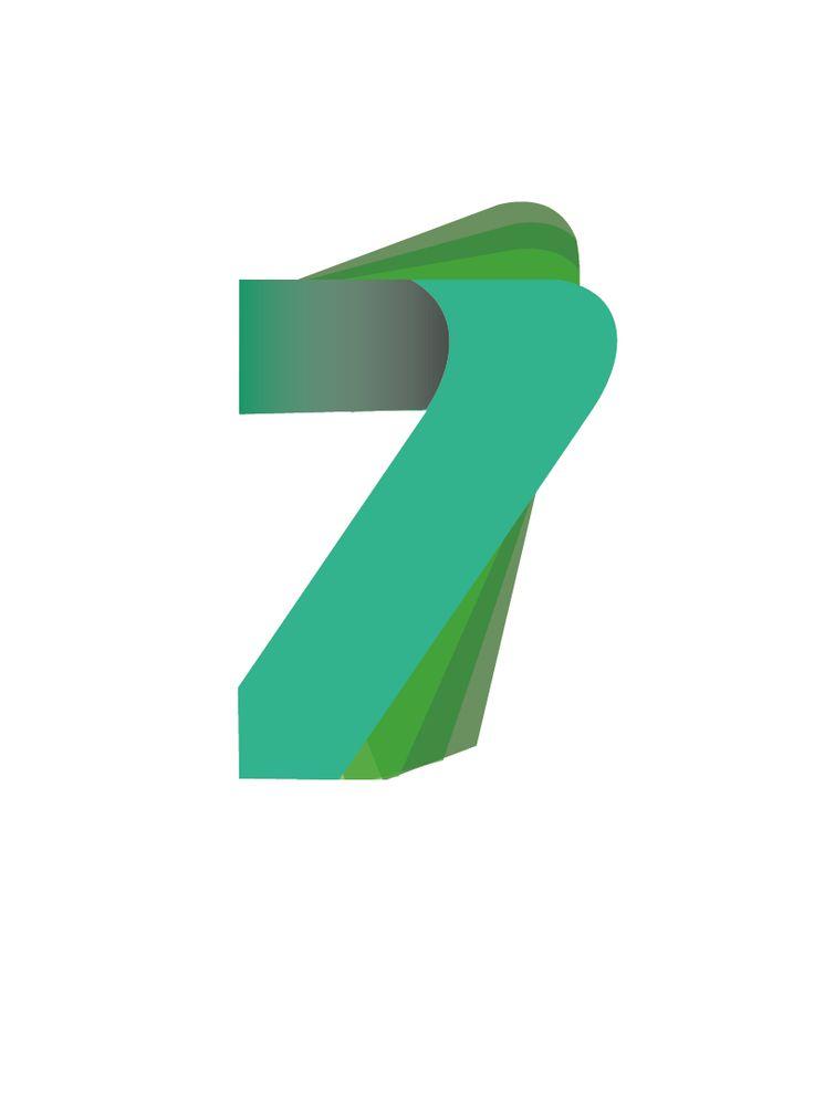 """Marca: Isotipo marca """" Taller de diseño 7"""" Año: 2013"""