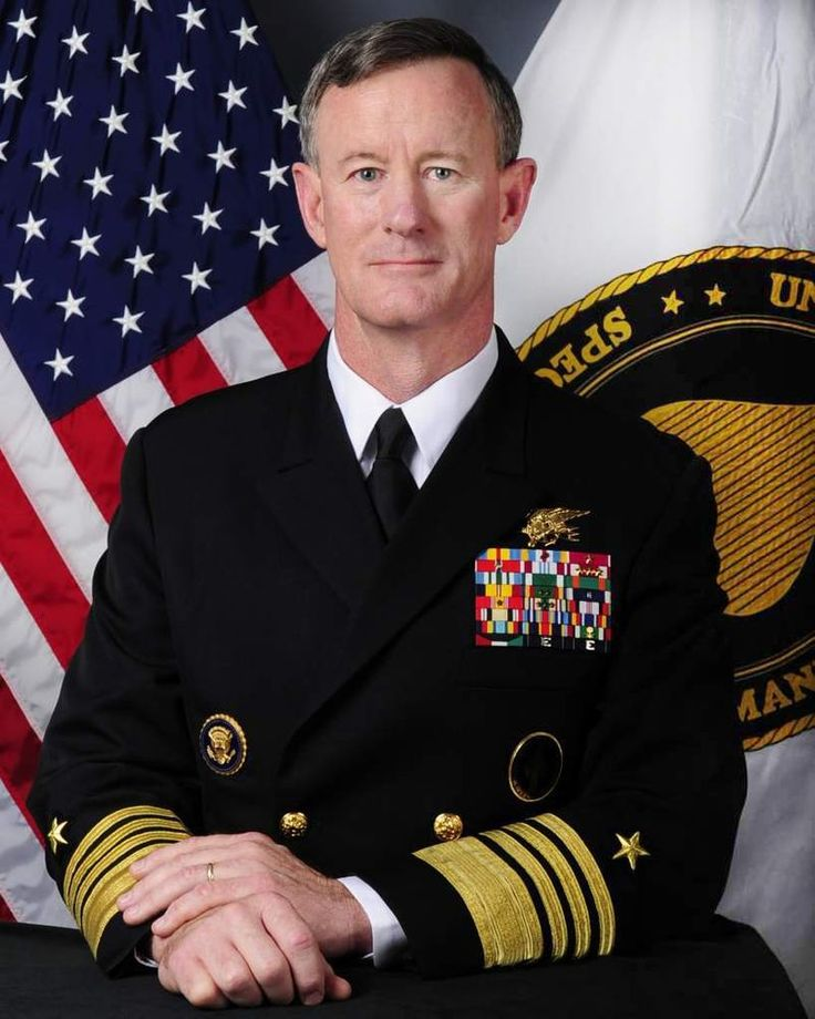 William H. McRaven