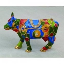 The Cow Parade is a public art exhibit that has been featured in many cities around the world. In each city, local artists decorate large statues...