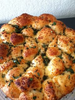 Garlic Bubble Bread