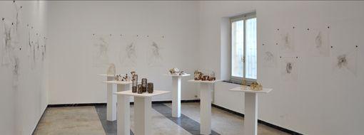 GIULIA BERRA: MY SOLO EXHIBITION  My solo exhibition at Galleria Cart, Monza, curated by Monica Villa