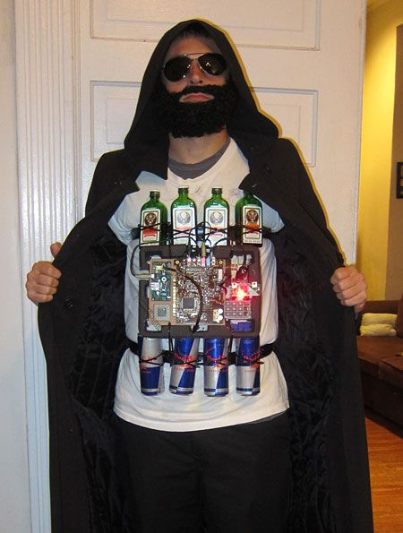 Haha The jagerbomber