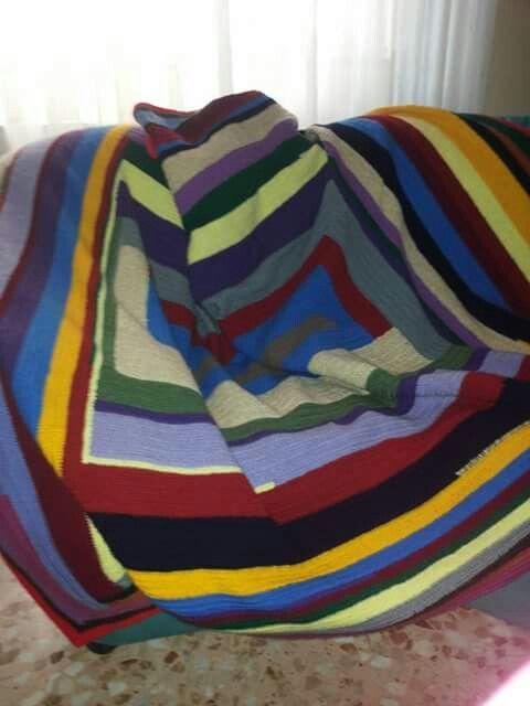 Caldi avanzi di lana
