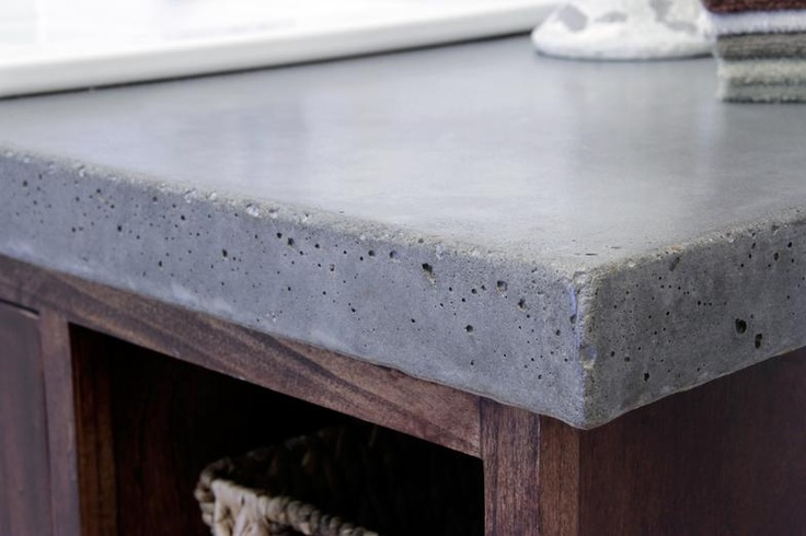 Concrete That Looks Like Soapstone Countertops : Best images about polished concrete on pinterest