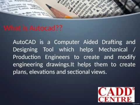 https://youtu.be/vD1RoFUF-Y0Autocad Courses In Nagpur