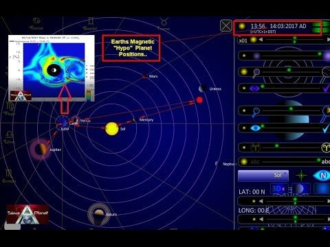 Update 7th May 2017 Secret planet x nibiru NASA Images Show 5 Orbiting P...