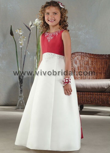 Vivo Bridal - Flower Girl DressE-0015