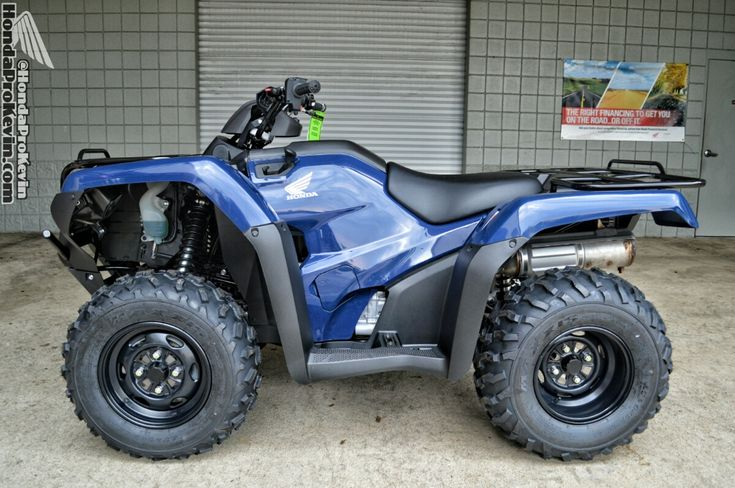 2016 Honda Rancher 420 DCT EPS ATV Review / Specs - TRX420FA2 | Horsepower & Torque Performance Numbers + More at www.HondaProKevin.com