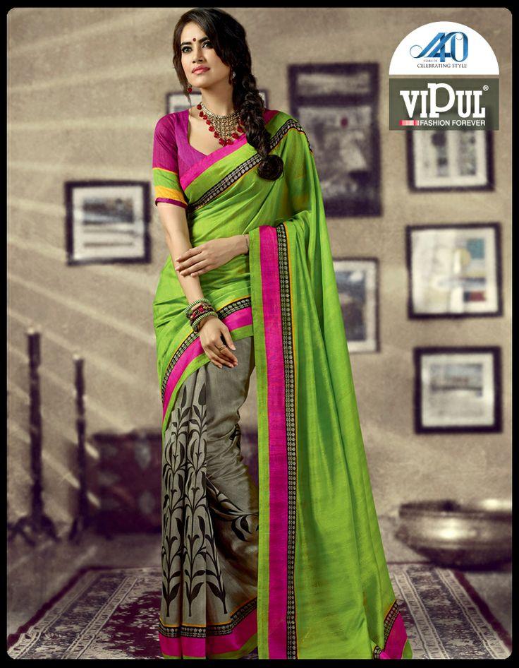 #vipul #fashion #saree http://shop.vipulfashions.com/ProductDetail.aspx?ProductIdDisplay=NDYwMw==