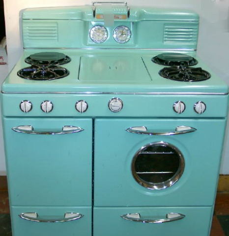 24 best images about Turquoise Stoves on Pinterest