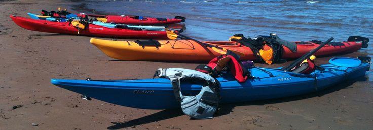 kayaking tours pei