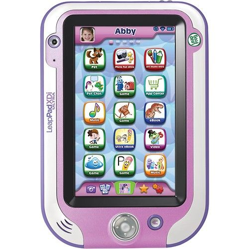 Let your child enjoy fun learning experiences with this LeapFrog LeapPad Ultra 33300 learning tablet!
