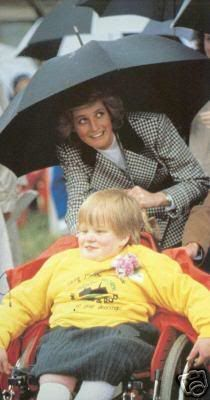 November 23 1987 Diana, Patron, National Rubella Council, Diana gave a speech in Oldham in Greater Manchester to mark National Rubella Week. The Council, is now known as Child 2000-The National Council for Children's Health.Diana visited project being carried out by the Oldham Rochdale Groundwork Trust at Princess Park, Chadderton in Oldham