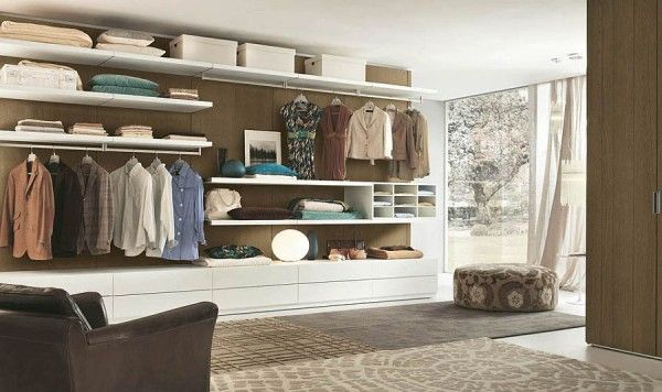 10 Stylish Open Closet Ideas for an Organized, Trendy Bedroom