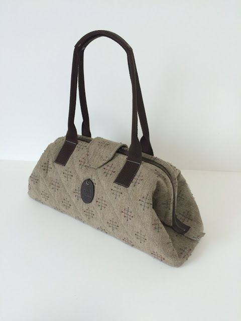a doctors bag from Heathers Sewing Room