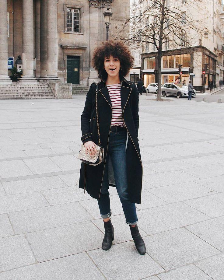O combo de cores favorito das garotas francesas – Elle
