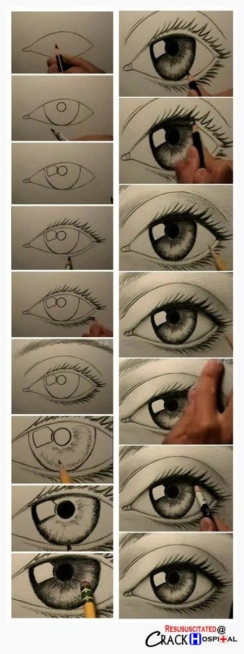 Eyes ^^^ I realy needed to know this, to impress boys with my drawing talent. 