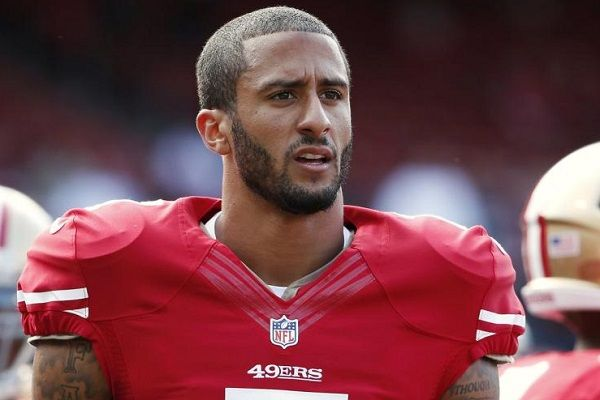 Colin Kaepernick Refutes Allegations of Conversion to Islam.