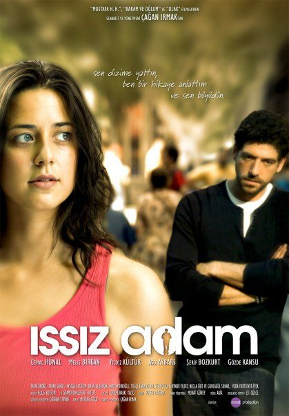 Issiz Adam...my fav turkish movie.