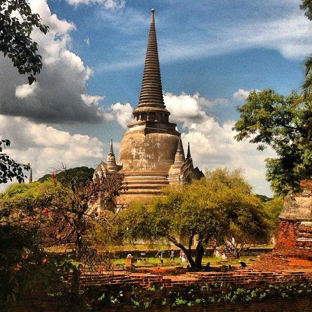อุทยานประวัติศาสตร์พระนครศรีอยุธยา (Ayutthaya Historical Park) in Phra Nakhon Si Ayutthaya, Phra Nakhon Si Ayutt
