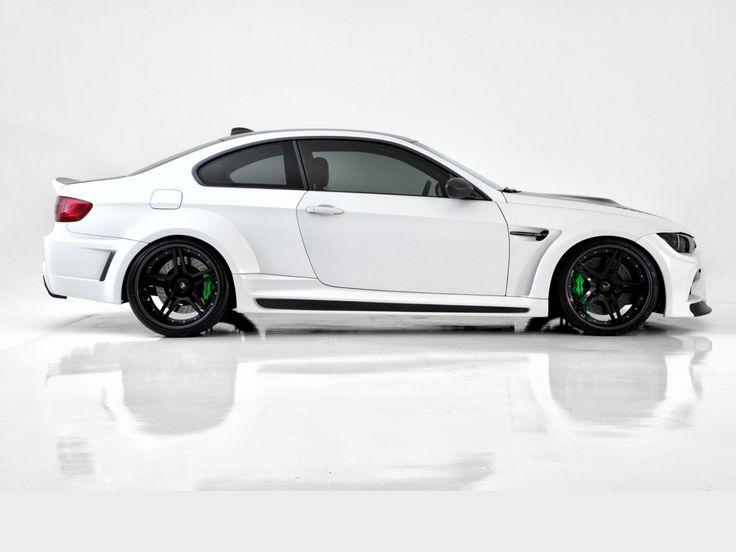 2012 Vorsteiner BMW M3 GTRS5 Side (1)