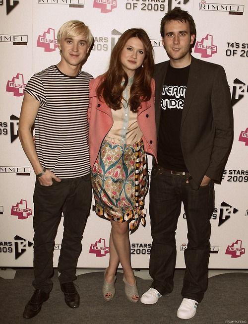 Tom, Bonnie, and Matt