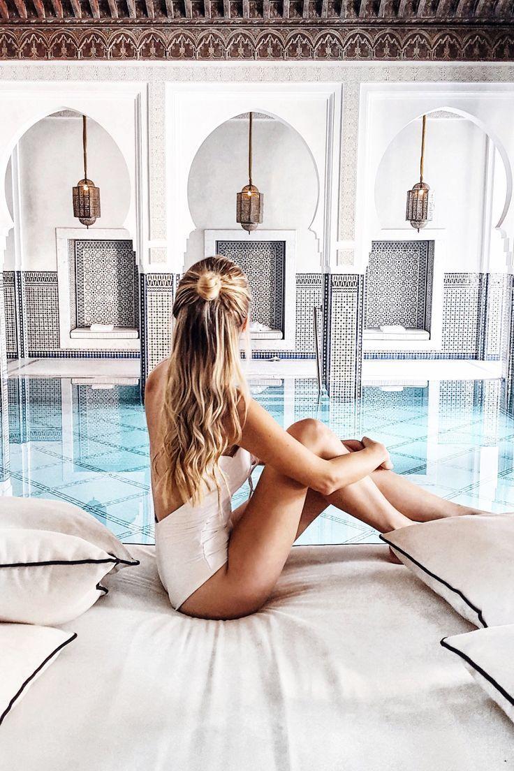 Marrakech travel guide | La Mamounia, Marrakech | #ohhcouture #leoniehanne
