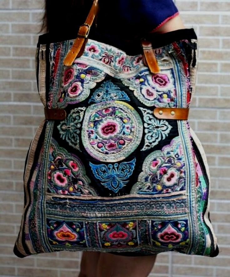 Boho Bag !!  LARGE PHOTO !!