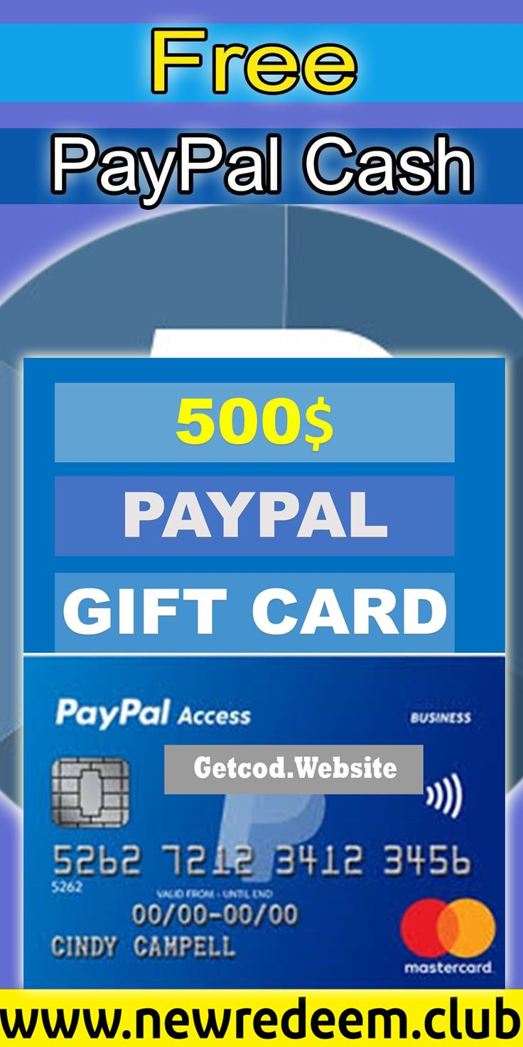 Free paypal gift card unused codes generator 2020