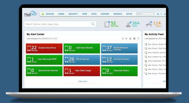 Bouygues Télécom propose de la gestion de flotte mobile avec IBM