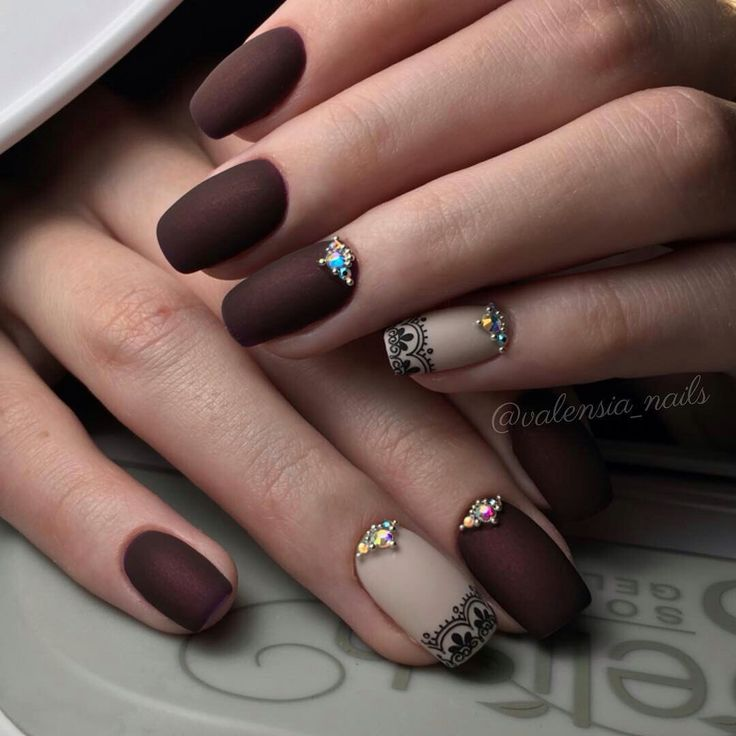 15 best Ногти images on Pinterest | Nail art ideas, Work nails and ...