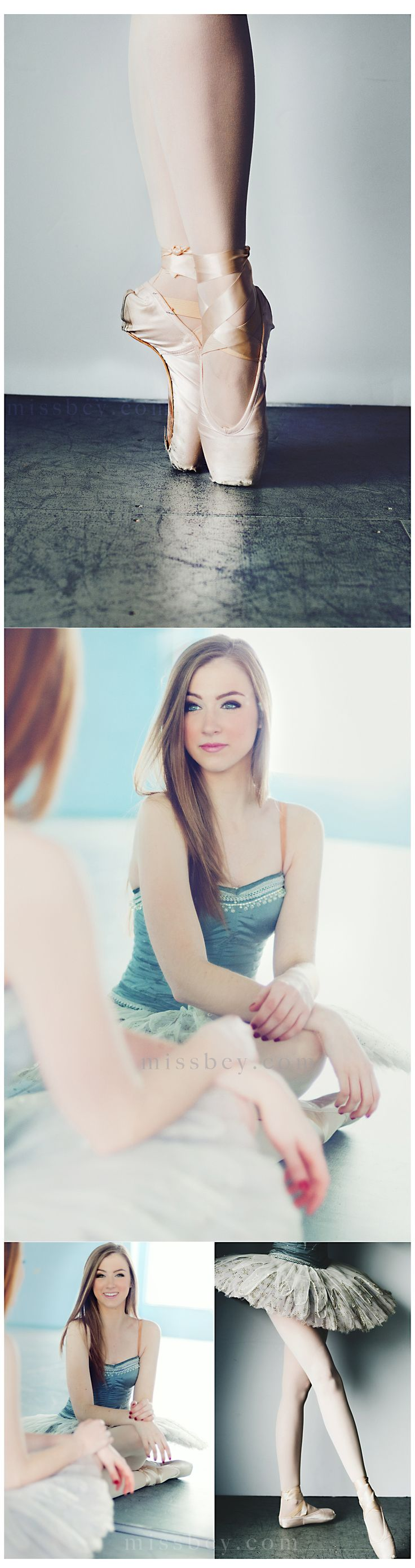 Senior Portraits Ballet