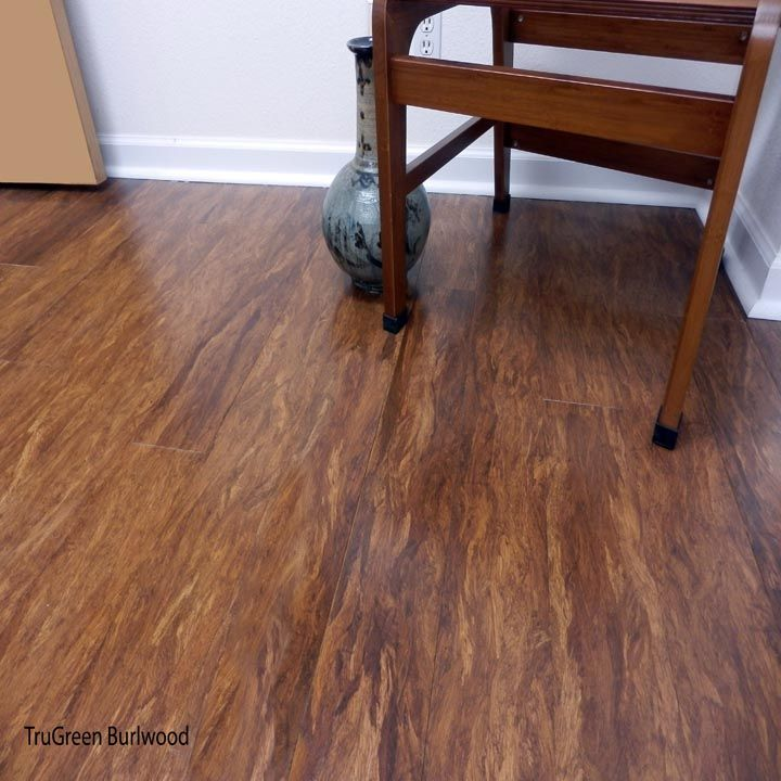 burlwood hardwood floors | TruGreen Burlwood. Strand bamboo that's braided  like a pony-tail infused with a voc free resin and - 12 Best Unique Wood Flooring Images On Pinterest