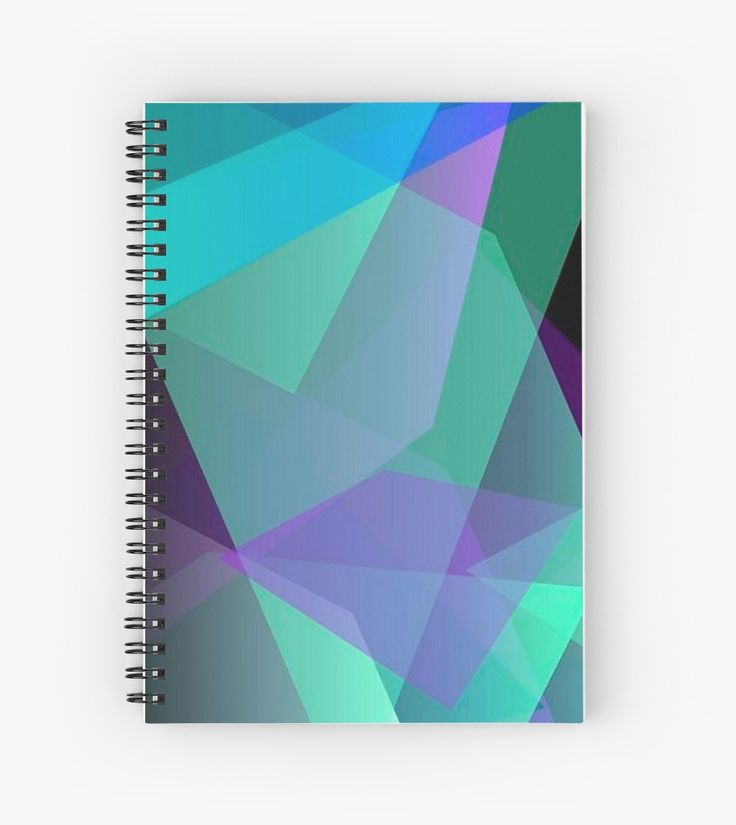 Abstract Modern Layers l Hardcover Journal also available.