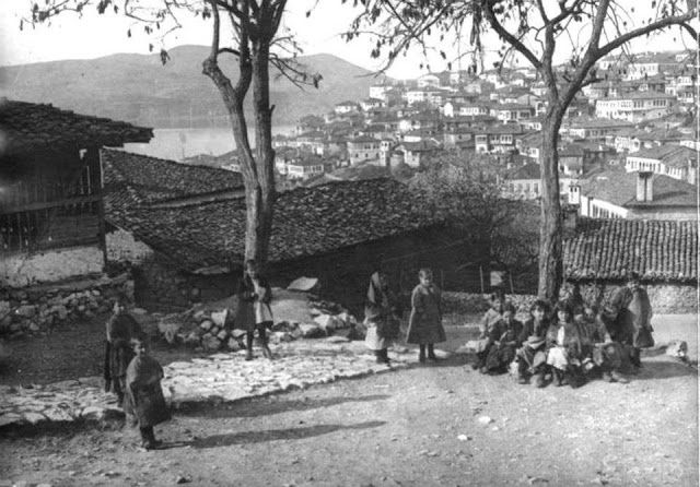 History of Macedonia, historical region of Greece FOLKLORE SOCIETY CULTURAL EXORAISTIKOS AMPELOKIPON Kastoria (P.E.L.S.A.): November 2012