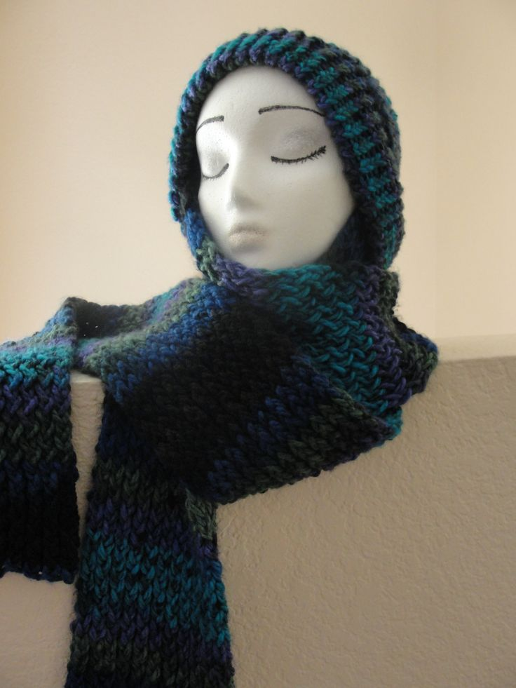 Crochet Pattern Hat Scarf Combo : Example of newest Hat and scarf combo! Hat/Scarf Combos ...