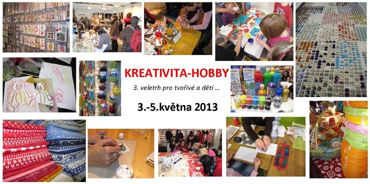 KREATIVITA-HOBBY 2013