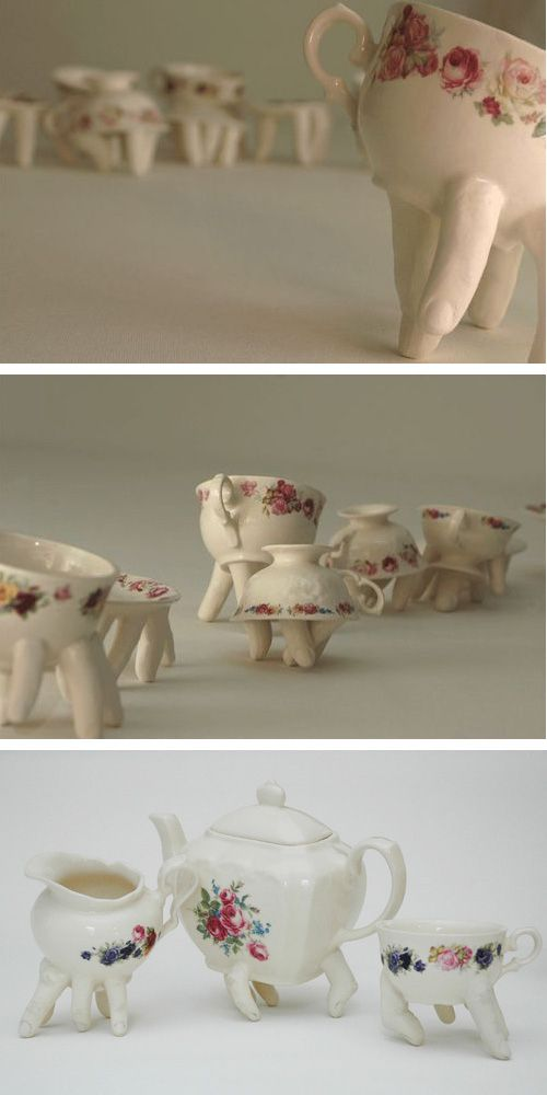 """Tea Set"" 