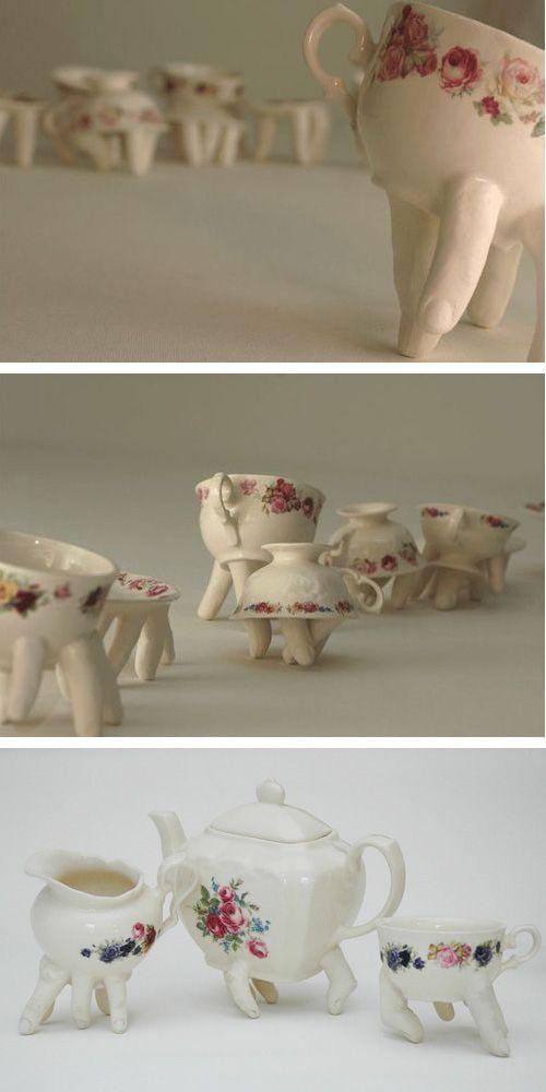 """Tea Set"" | 31 Works Of Art We Can All Appreciate"
