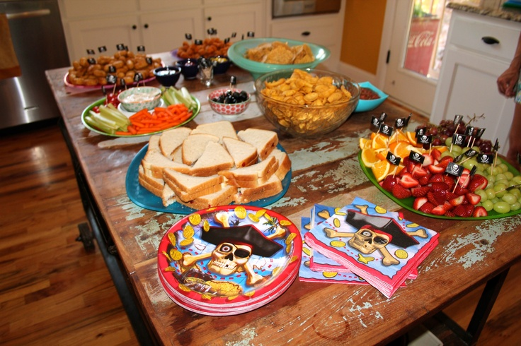 kid friendly party foods!